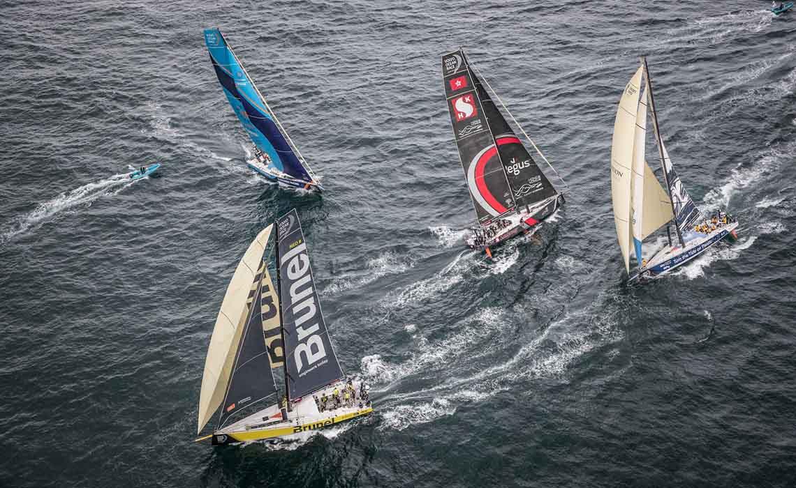 Volvo Ocean Race Den Haag - Travelvibe