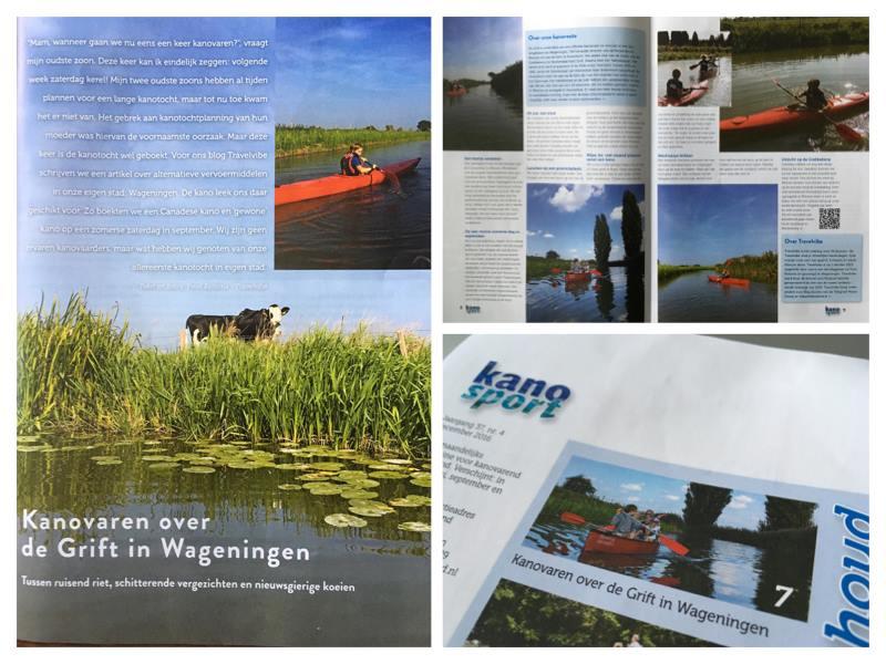 Magazine Kanosport | Travelvibe
