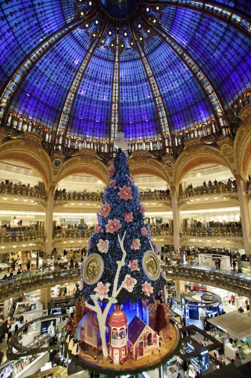 Galeries Lafayette © Paris Tourist Office - Photographer : Daniel Thierry