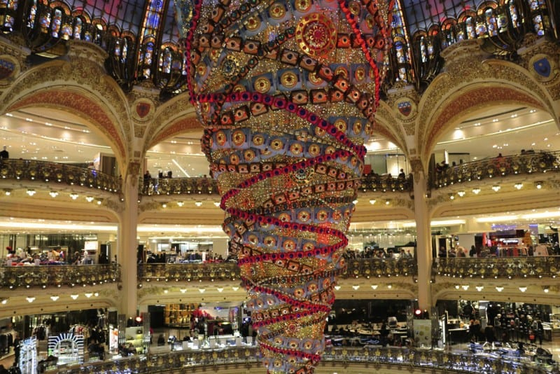 Galeries Lafayette © Paris Tourist Office - Photographer : © Sarah Sergent