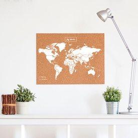 kurk wereldkaart | Travelvibe