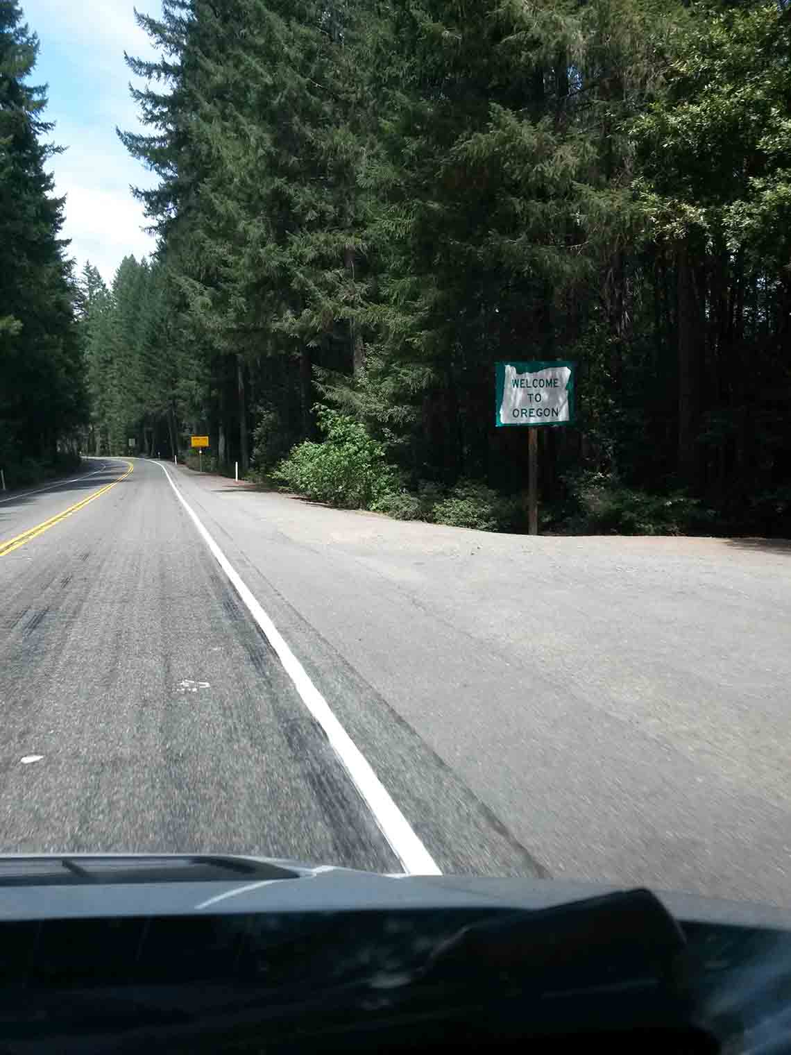 Roadtrip Californie Oregon met een camper - Travelvibe