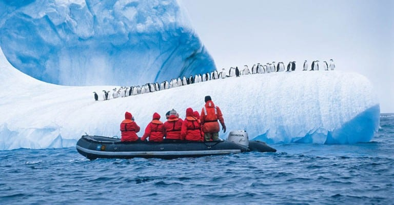 Liebster Award Antarctica - Travelvibe