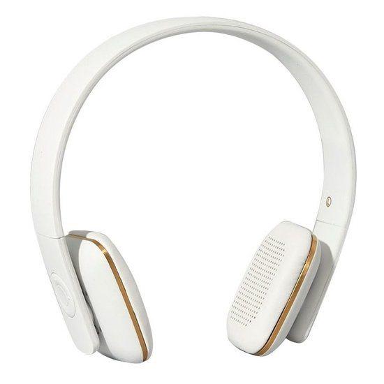 Keafunk witte headset | travelvibe