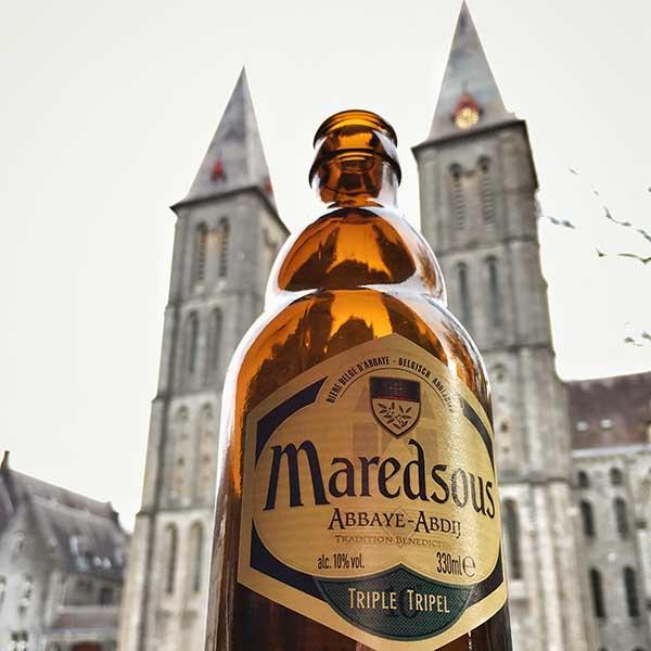 Abdij van Maredsous Ardennen - Travelvibe