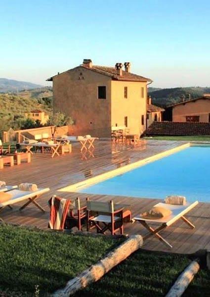 Agriturismo Italie - Travelvibe