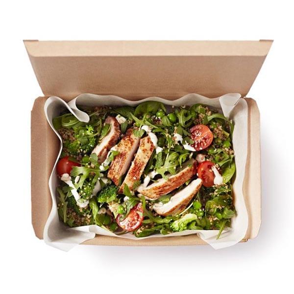 Salade van LEON
