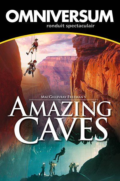Amazing Caves Omniversum - Travelvibe