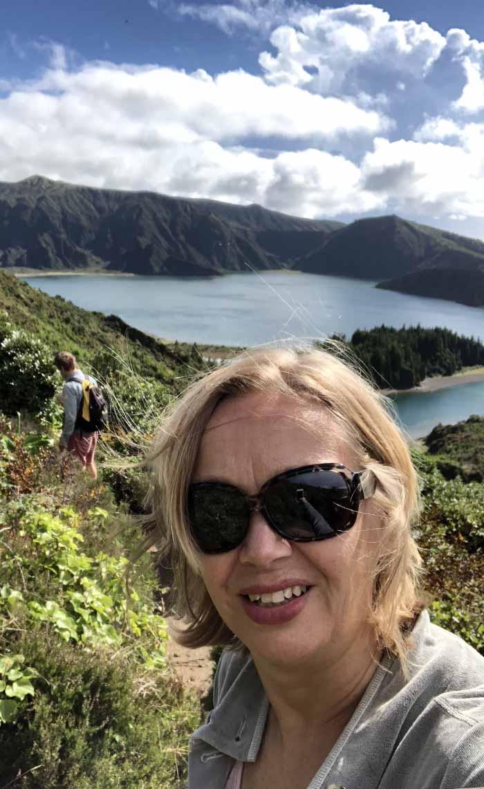 Anja Bos Sao Miguel - Travelvibe