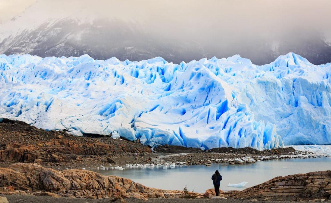 Argentinië perito moreno gletsjers trekking-2