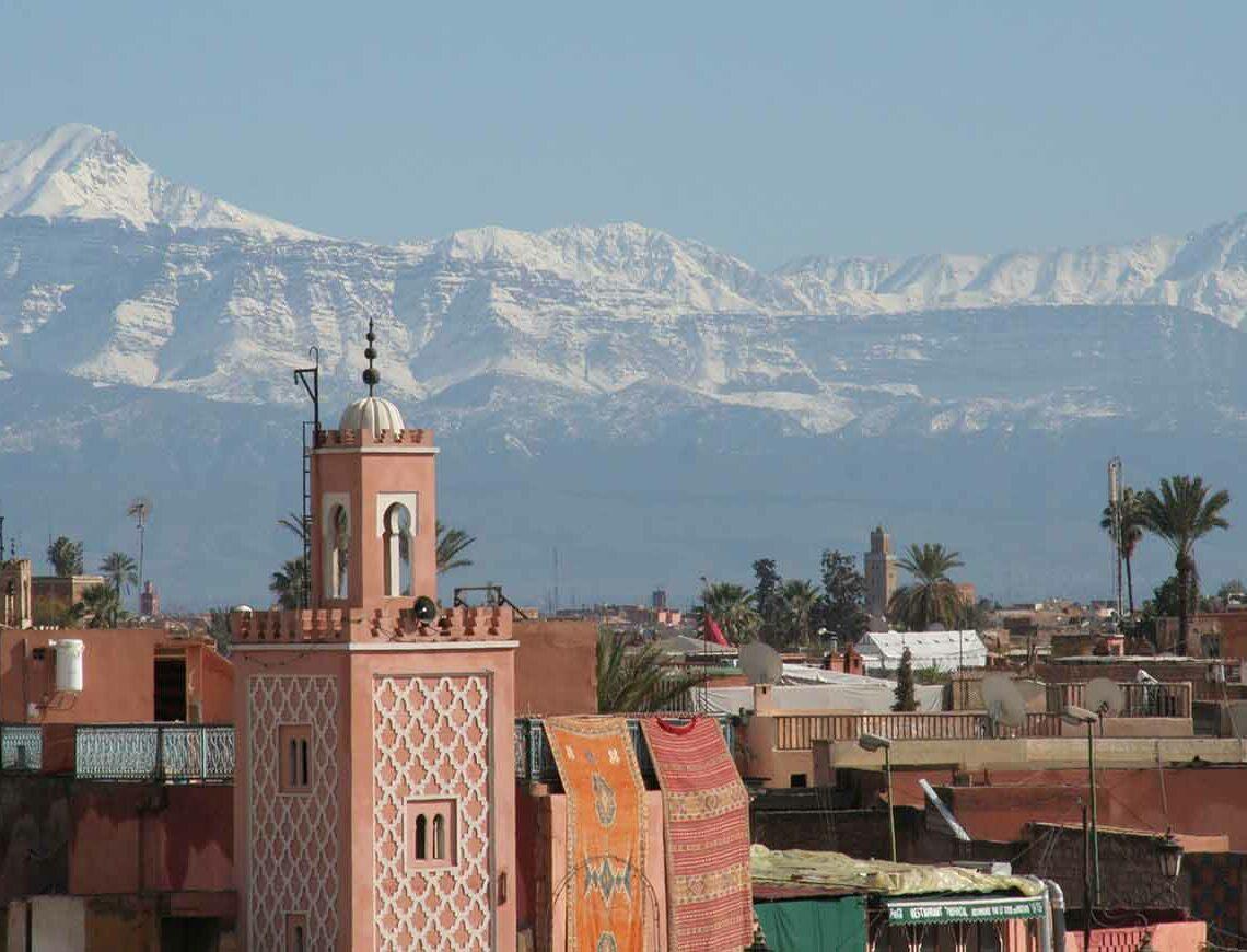 Atlas Marrakech Dag van de bergen- Travelvibe