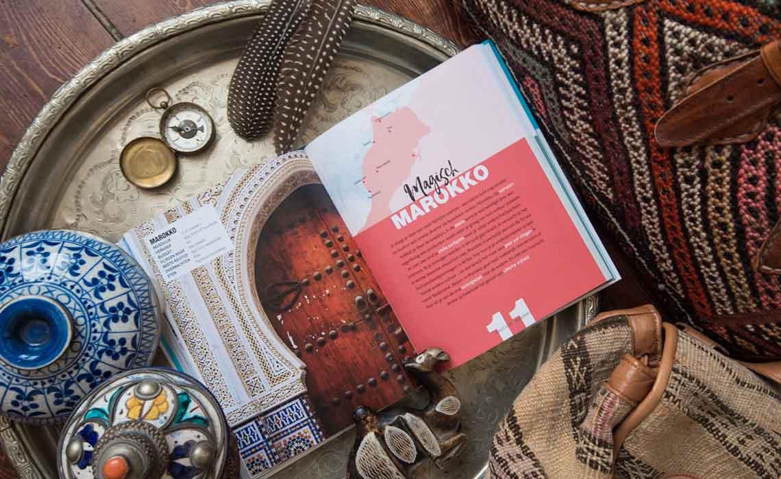 Backpack Bestemmingen Marokko - Travelvibe