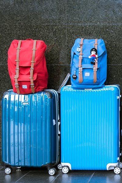 Hoeveel bagage neem je mee - Travelvibe