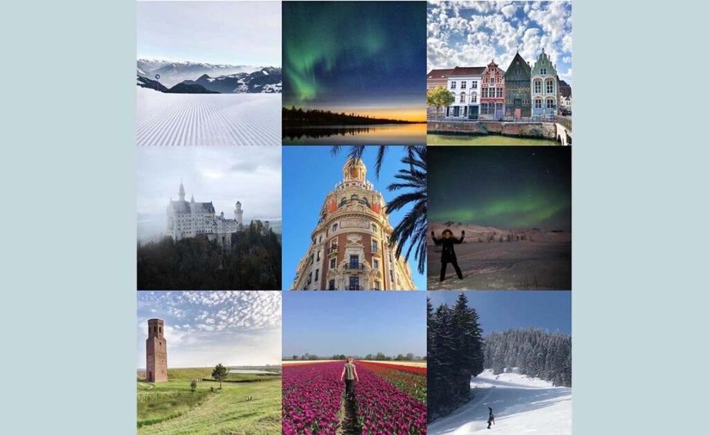 BestNine 2018 Travelvibe