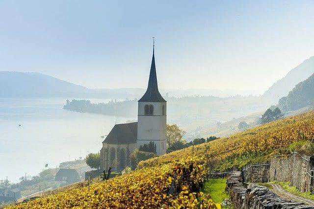 Bielersee wijntoerisme Zwitserland - Travelvibe