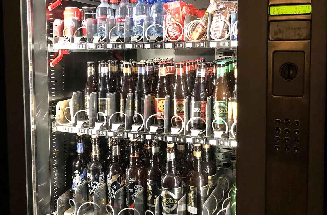 Bierautomaat Het Anker Mechelen - Travelvibe