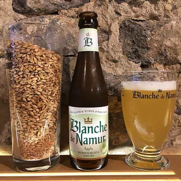 Blanche de Namur proeven - Travelvibe