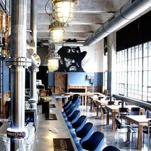 Industriële hotels -Blue Collar - Eindhoven - Travelvibe