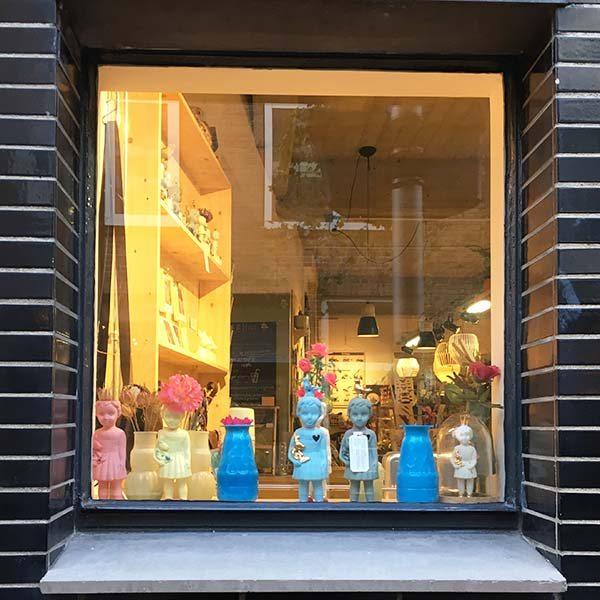 Shoppen in Arnhem bij Bos en Heij in de Kerkstraat