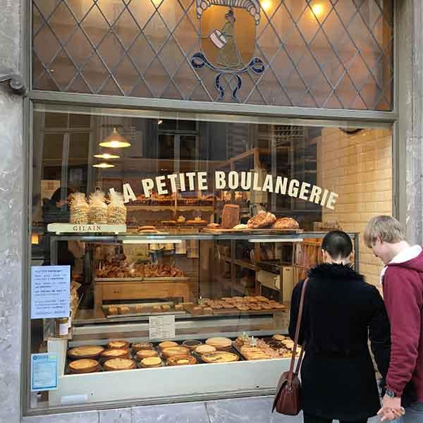Boulangerie Namur - Travelvibe