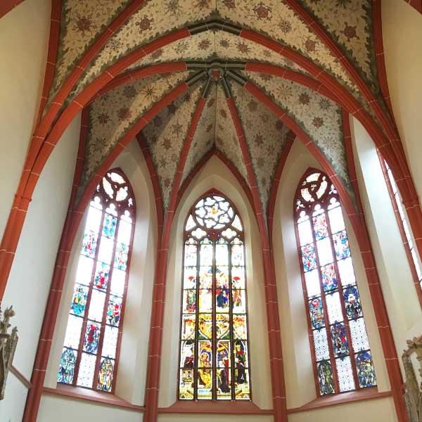 Burgkirche Ingelheim - Travelvibe