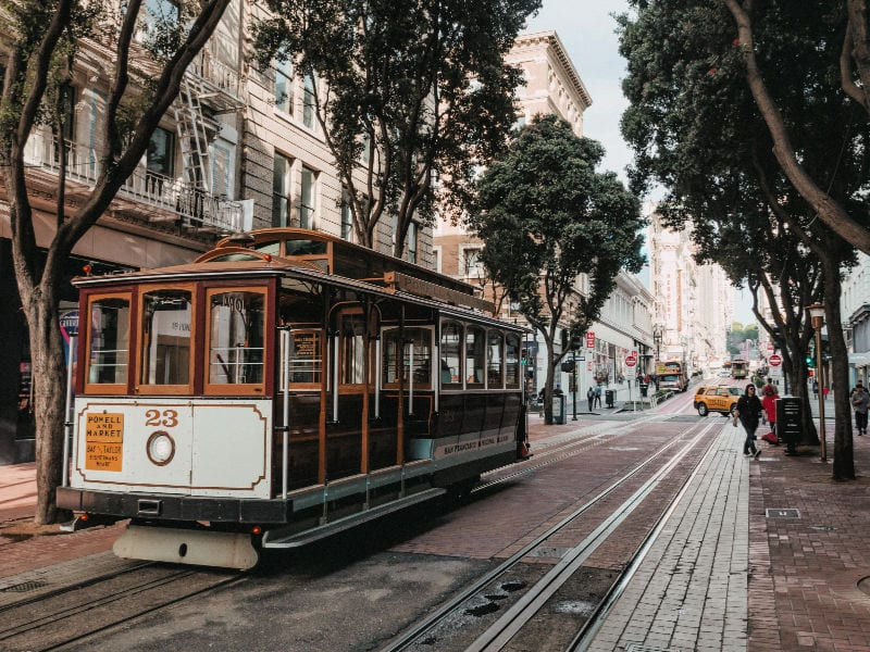 Cable Cars SF | Travelvibe