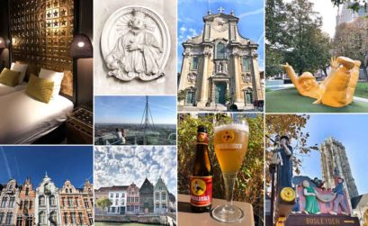 Stedentrip weekend Mechelen - Travelvibe