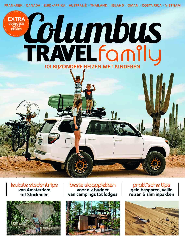 Columbus Travel Family cover - Travelvibe