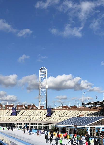 Coolste Baan Schaatsen bij Olympisch Stadion Amsterdam - Travelvibe