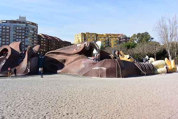 VisitValencia Gulliver - Travelvibe