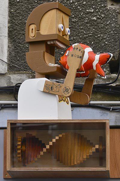 Kunst in Nantes - citytrip Nantes