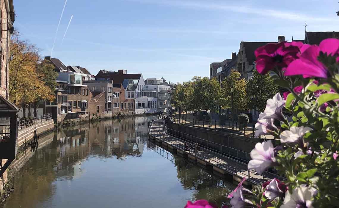 Dijlepad Mechelen, wandelen - Travelvibe