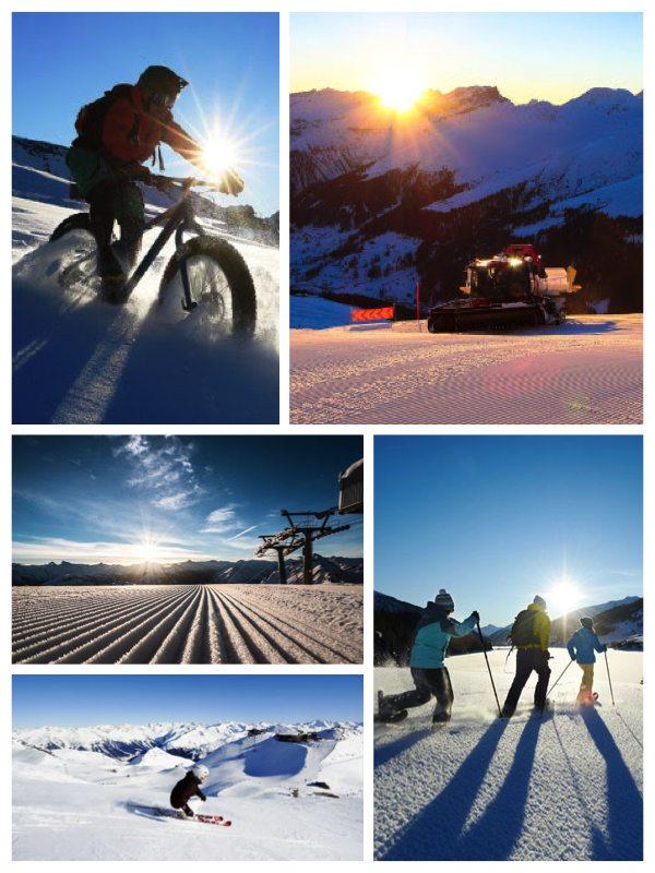 skigebied Davos