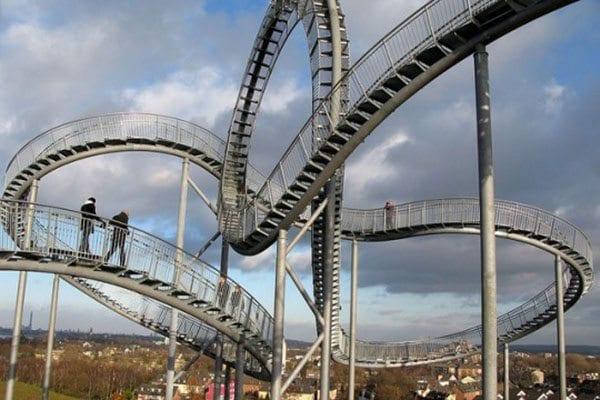 Duisburg Trappen - Travelvibe