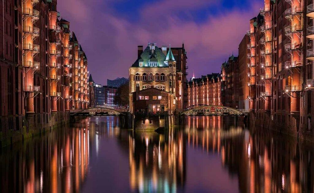 Duitsland populair - Hamburg - Travelvibe
