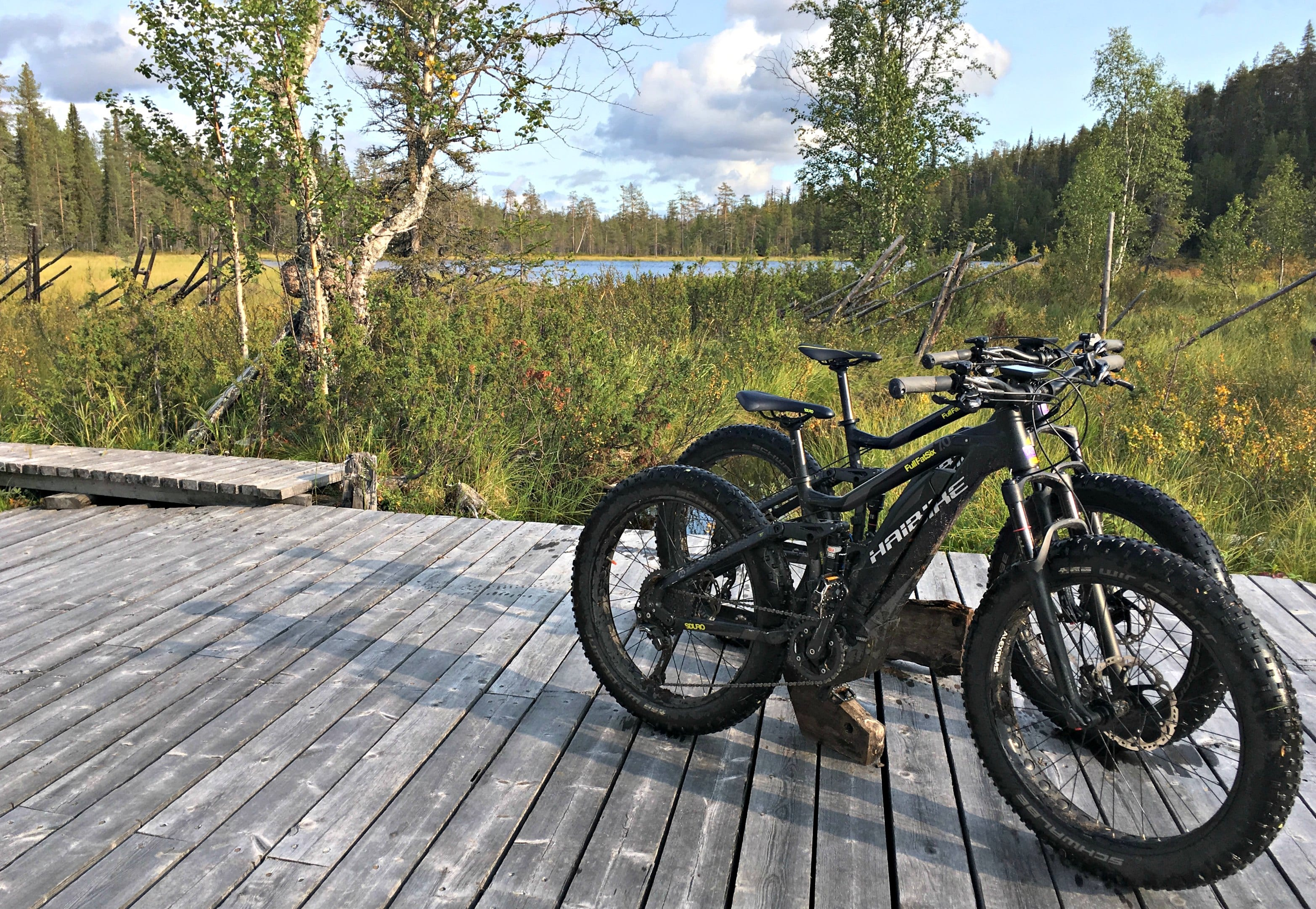 E-bike Salla 3 travelvibe