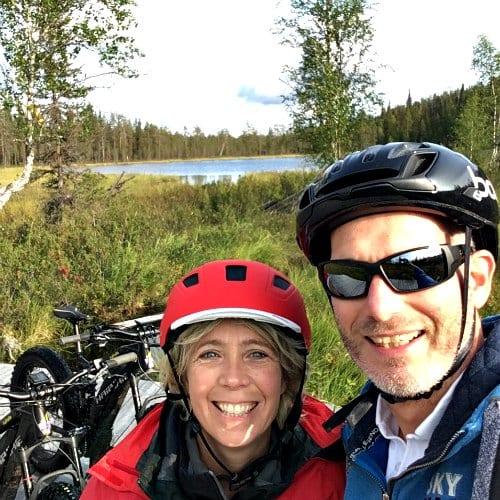 E-bike Salla   travelvibe
