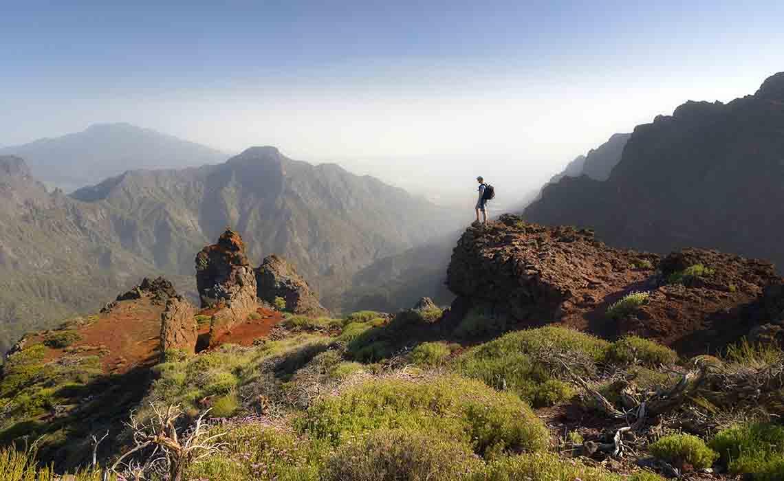 Mooiste wandelroutes van La Palma - Vulkanenroute La Palma - Travelvibe