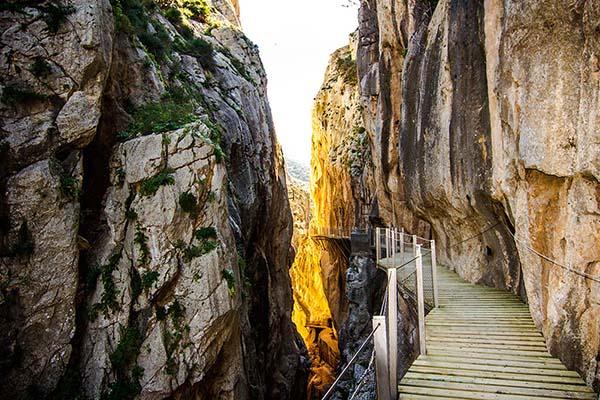 El Caminito del Rey, dagtrip vanaf Malaga - Travelvibe