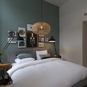 Industriële hotels -Eye Hotel Utrecht - Travelvibe