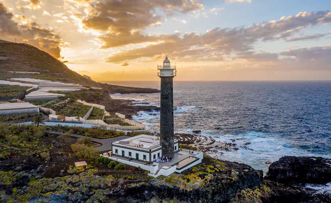 Vuurtoren hotel La Palma - Travelvibe