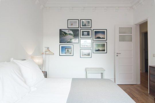 Flattered Apartments Lisboa bedroom - Travelvibe