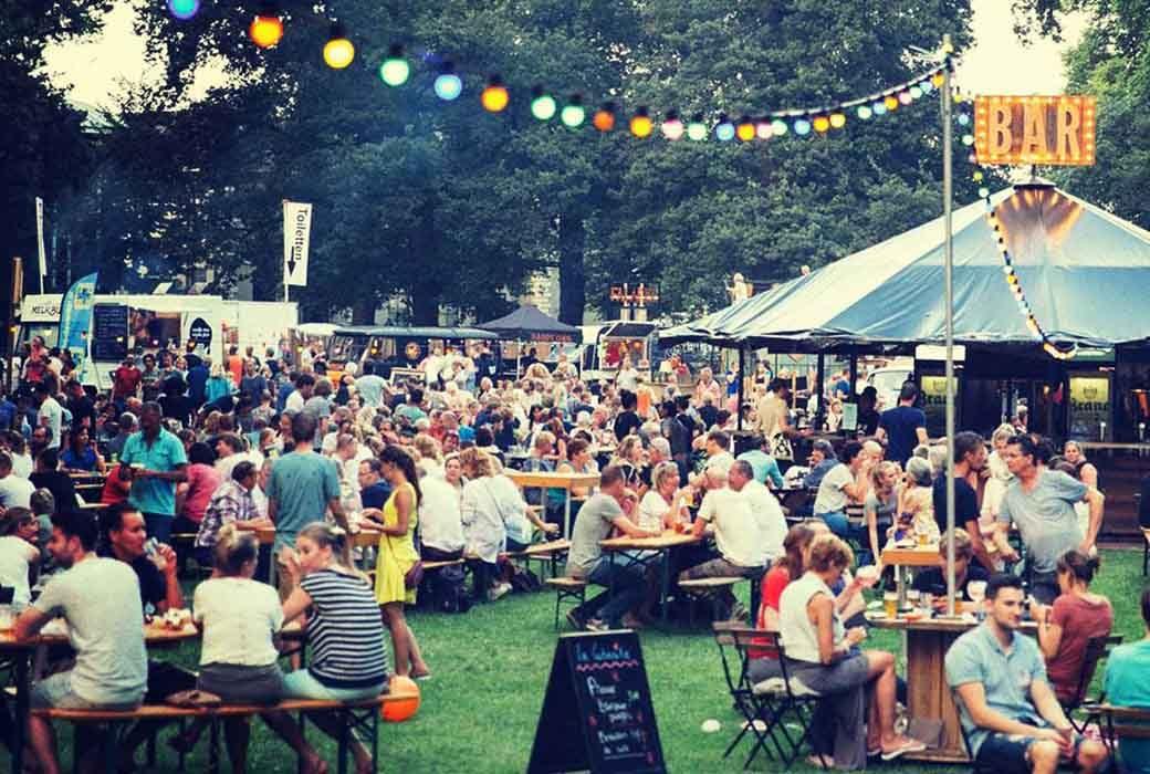 Populaire Foodfestivals agenda Travelvibe