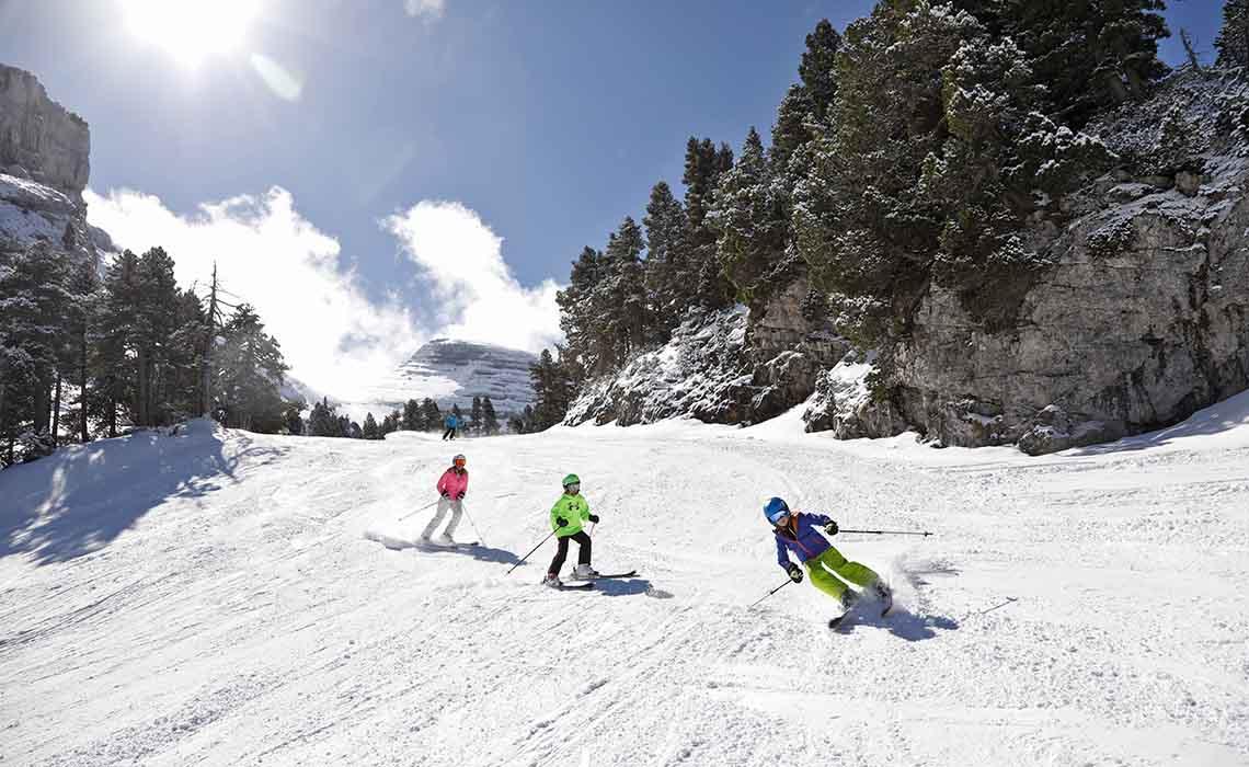 Frankrijk wintersport in de lente - Lenteski - Travelvibe