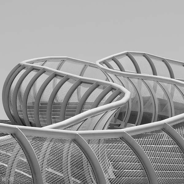 stairway metropol parasol in sevilla - travelvibe