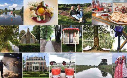Friese wouden reistips Friesland - Travelvibe