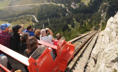Gelmerbahn Zwitserland - Travelvibe