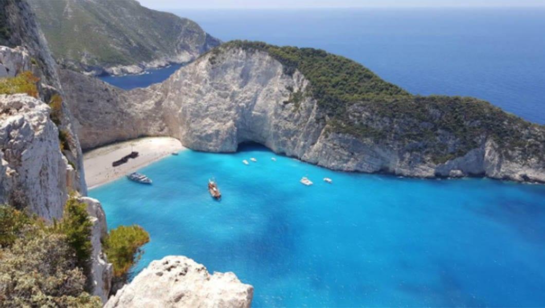 Greece - Navagio - Zakinthos - Travelvibe