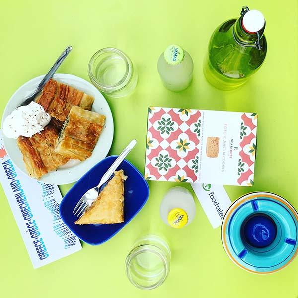 Greek Food I Love Griekenland - Travelvibe