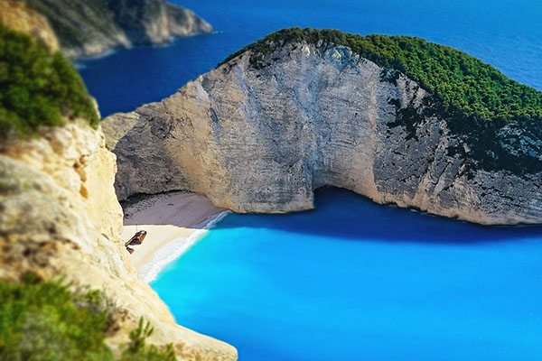Beroemdste strand van Griekenland - Travelvibe
